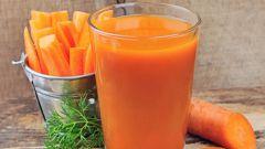 Зачем пьют и чем полезен морковный сок