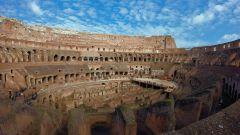 Интересные места Рима. Колизей
