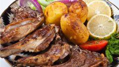 Как приготовить казан-кабоб из свиных ребрышек