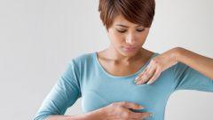 Киста молочной железы: причины, симптомы, лечение