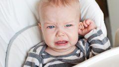 Отит у детей: причины, симптомы, лечение