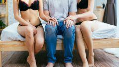Почему мужчина хочет секса втроем