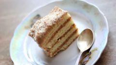 Как приготовить бисквитный торт без яиц