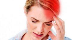 Как облегчить головную боль при мигрени