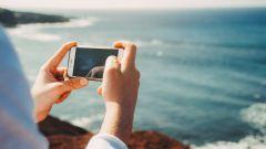 Как сделать красивое фото на мобильный телефон