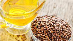 Зачем пьют льняное масло