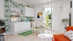 Как оформить интерьер квартиры в шведском стиле
