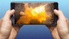 Как и почему может взорваться смартфон