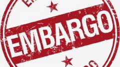 Что такое эмбарго: экономика и политика