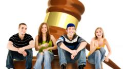 Ответственность несовершеннолетних: особенности