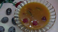Как приготовить тыквенно-фруктовый десерт
