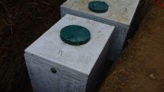 Как сделать монолитный бетонный септик своими руками: устройство и схемы септика из бетона