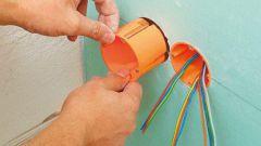 Установка подрозетников: как установить подрозетник в бетон и в гипсокартон