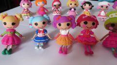 Кукла Лалалупси и ее история
