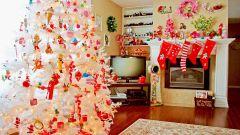 Как преобразить квартиру к Новому году