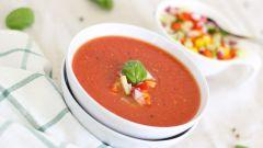 Как похудеть на томатном супе