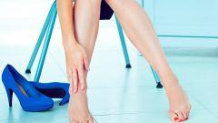 Как снять усталость ног самостоятельно