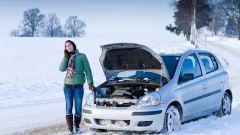 Как завести в мороз авто