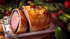 """Как приготовить говядину """"Веллингтон"""" на Новый Год"""