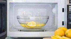 Как просто и быстро почистить микроволновку домашними средствами