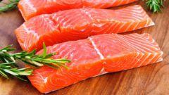 Как приготовить сладкого маринованного лосося