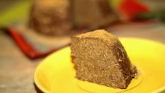 Как приготовить шоколадно-трюфельный сыроедческий торт