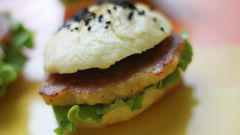 Как приготовить вегетарианский гамбургер
