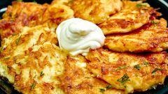 Как приготовить вкусные картофельные драники