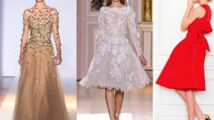 Какое платье выбрать для празднования Нового года