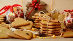 Как приготовить простое имбирное печенье