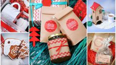 Какие сувениры на Новый год можно сделать своими руками