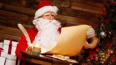 Как написать письмо Деду Морозу с примерами