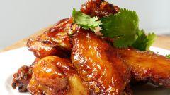 Как приготовить курицу в медовом соусе в духовке