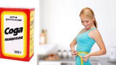 Как похудеть на 10 кг с помощью соды