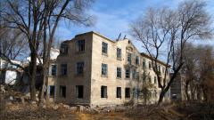 Как поселок Степное стал городом-призраком