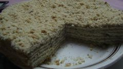 """Как испечь торт """"Нежность"""""""