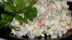 Как приготовить салат «Оливье»: два новых рецепта
