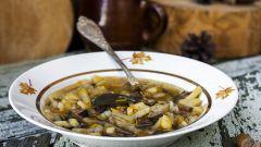 Как приготовить вкусные грибные щи во время поста: два рецепта
