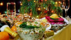 Рецепты необычных салатов к праздничному застолью