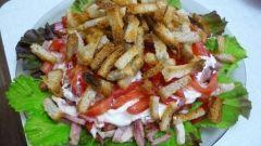 Как приготовить салат «Кармен» с курицей
