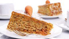 Как приготовить морковный пирог в мультиварке
