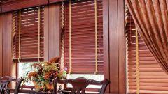 Как подобрать деревянные жалюзи. Их особенности