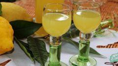 """Как приготовить ликер """"Лимончелло"""" на спирту"""