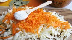 Сколько соли нужно для засолки 1 кг капусты