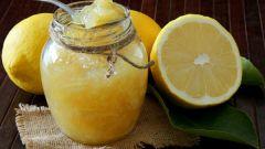 Как приготовить варенье из лимонов