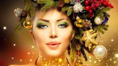 Как сделать новогодний макияж: советы по визажу