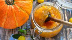 Как приготовить варенье из тыквы с курагой