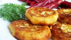 Как приготовить картофельные котлеты: рецепт