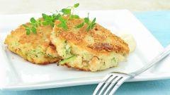 Как приготовить капустные котлеты: рецепт