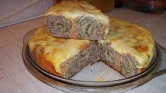 Как приготовить пирог «Лаваш в заливке»